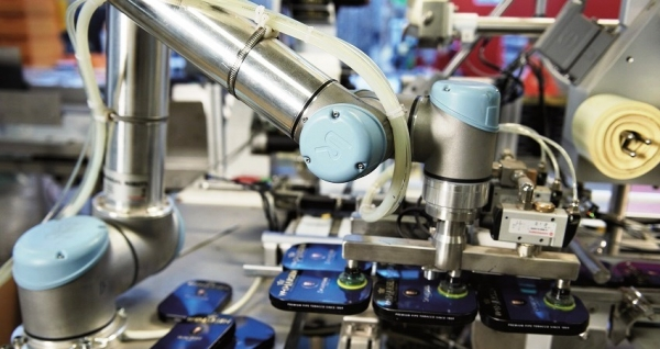Collaborative Robots Enters The Food & Beverage Industry And Changing The Future.